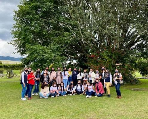 Encuentro Interzonal de Mujeres Rurales de Sonsón