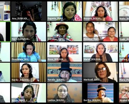 Primer Encuentro Internacional Virtual de Mujeres Rurales